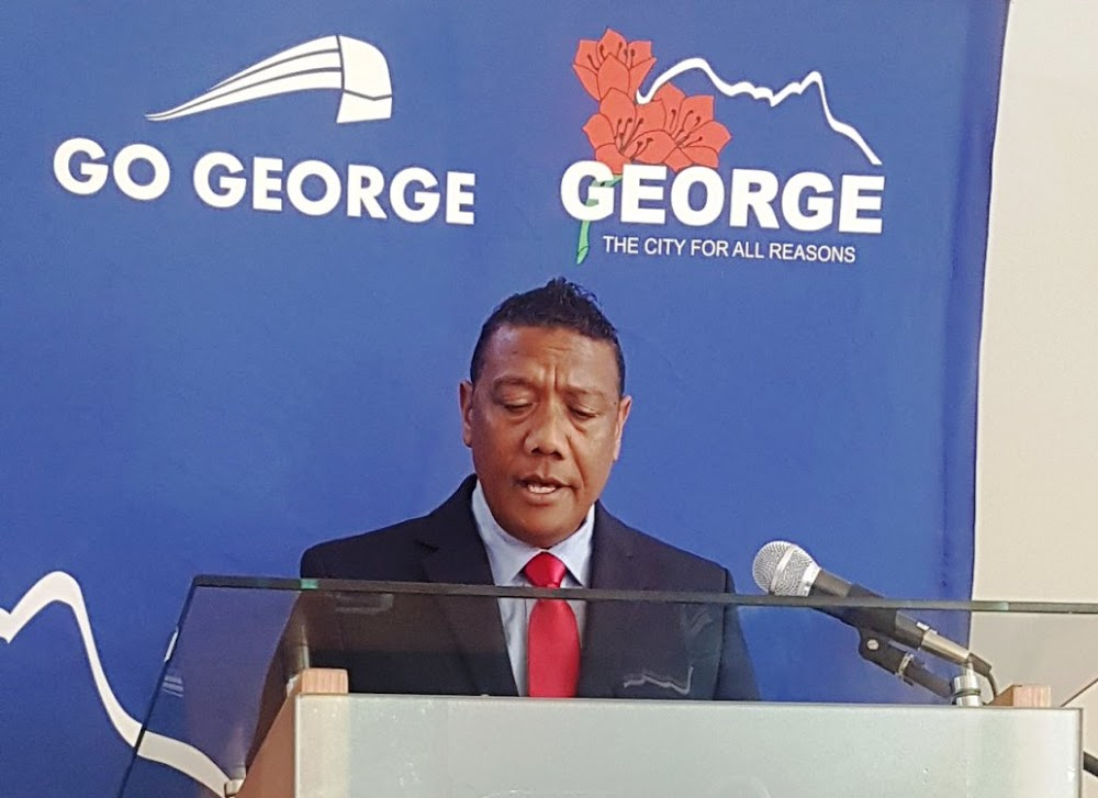 George mayor faces suspension by DA over forensic report on corruption - TimesLIVE