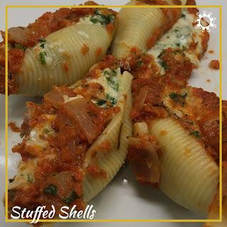 Stuffed Shells.
