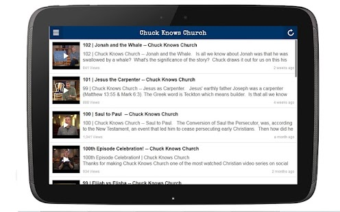 Chuck Knows Church- screenshot thumbnail