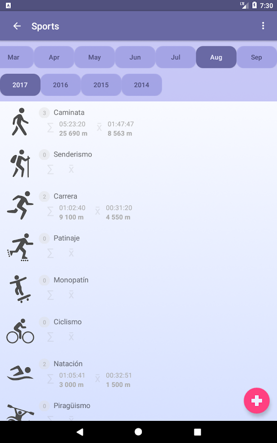Healthy Heart for athletes- screenshot