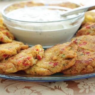 Pan Fried Crab Cakes