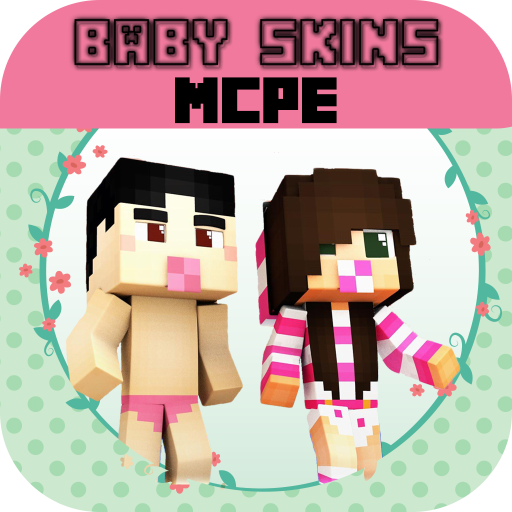Baby Skins For Minecraft PE Google Playstore Revenue Download - Skin para minecraft pe baby
