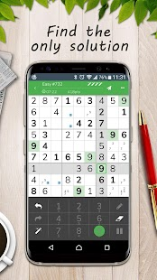 Sudoku-Free number puzzle game - náhled