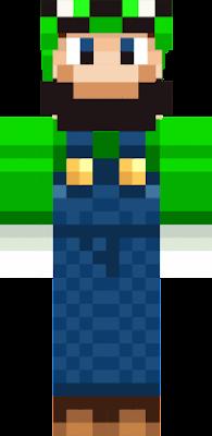 Luigi Nova Skin