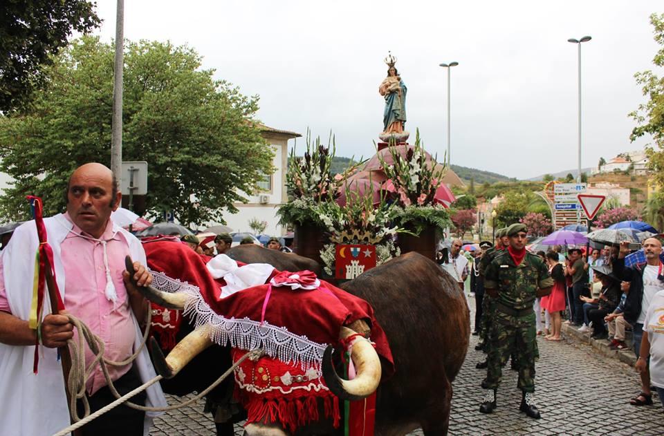 Procissão de Triunfo partiu mais uma vez da Igreja das Chagas