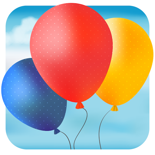 Balloon Pop - Kids Balloon Popping Game for All