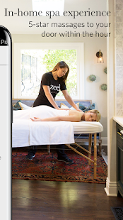 Zeel In-Home Massage Therapist- screenshot thumbnail