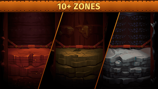 Deep Town Mining Factory Mod Apk 4.4.8 (Unlimited Money + No Ads) 1