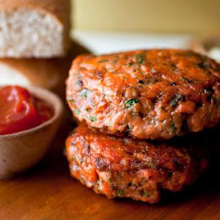 Tuna or Salmon Burgers