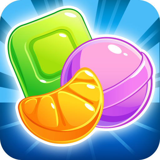 休閒App|Icy Candy Blast Adventure! LOGO-3C達人阿輝的APP