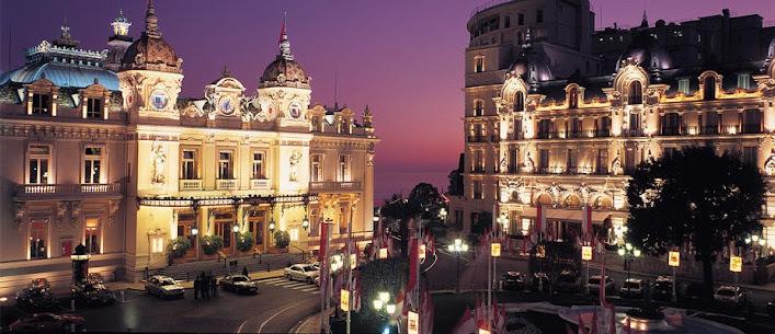 Казино Монте-Карло - главный туристический центр страны - Княжество Монако - достопримечательности, путеводитель, что посмотреть в Монако, как добраться в Монако, расписание транспорта в Монако