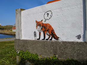 Photo: JPS - What does the fox says?