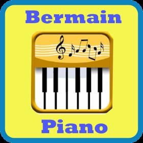 Bermain piano dan drum untuk anak