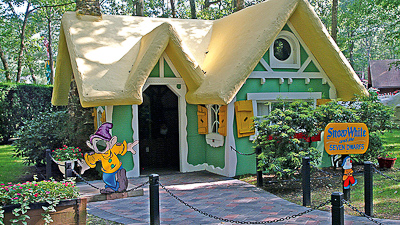 Storybook Land Railroad