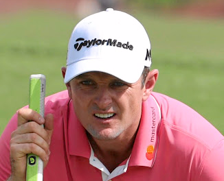 Justin Rose. Picture: GALLO IMAGE