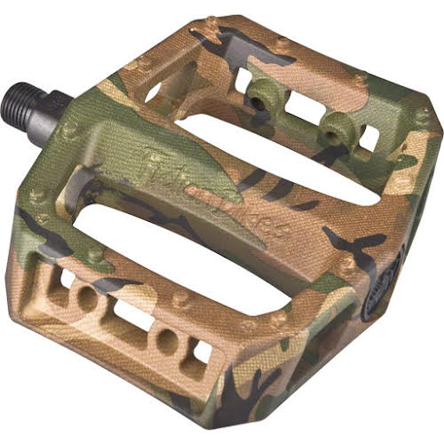 Fiction BMX Mythos Pedals Jungle Camo