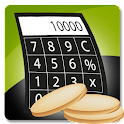 Easy loan calculator icon
