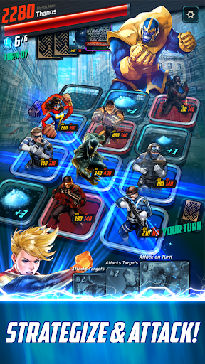 MARVEL Battle Lines 2.3.0 Cheat screenshots 3