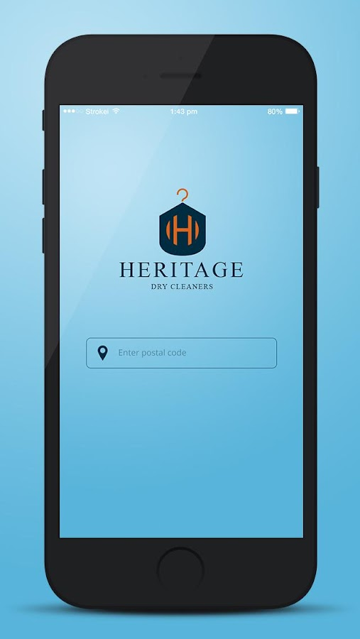 Heritage Dry Cleaners- screenshot