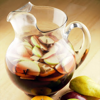 Spiced Fall Sangria