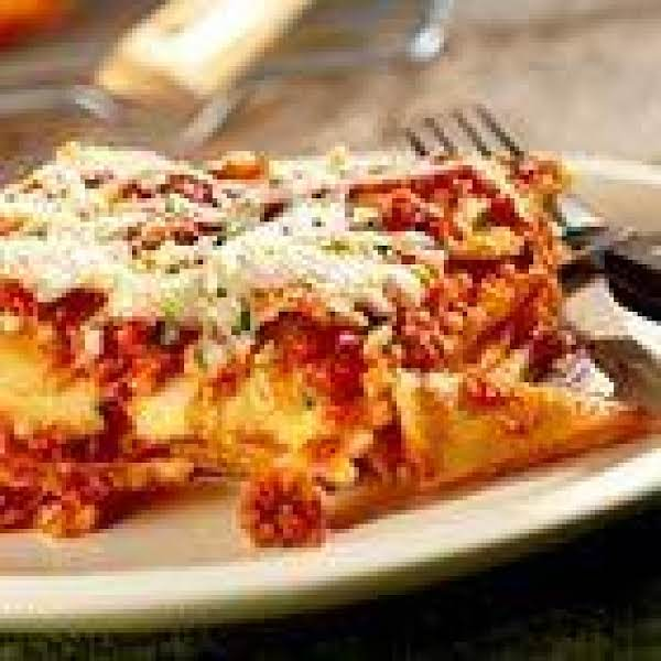 Shortcut Ravioli Lasagna Recipe