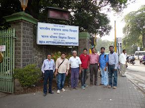 Photo: Vagarians with Sikandarji