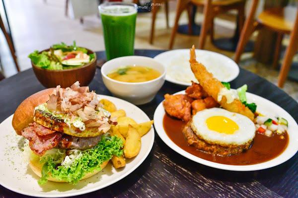 田樂公正小巷店-勤美商圈手作漢堡老宅餐廳