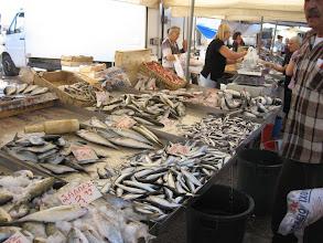 Photo: Lavrion Fish Market
