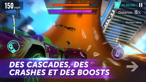 Télécharger Hot Wheels Infinite Loop mod apk screenshots 3