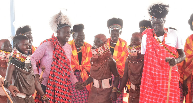 Politicians give conditions for backing referendum during Turkana festival