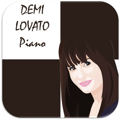 Demi Lovato Piano Tiles 音樂 App LOGO-APP開箱王