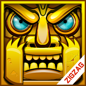 Temple Zigzag Run for PC and MAC