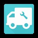 Truck Roll Customer icon
