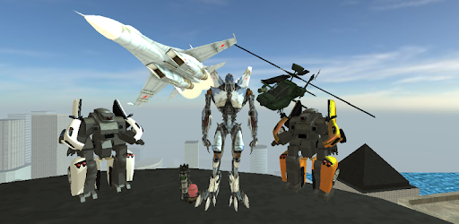 Aircraft Robot for PC