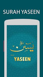 Surah Yaseen (English and Urdu Translation) - náhled