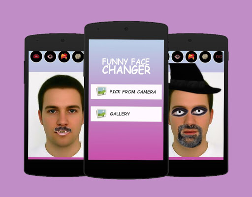 Fun Face Switch Changer