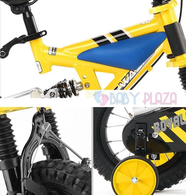 Xe đạp trẻ em Royalbaby B-3 10