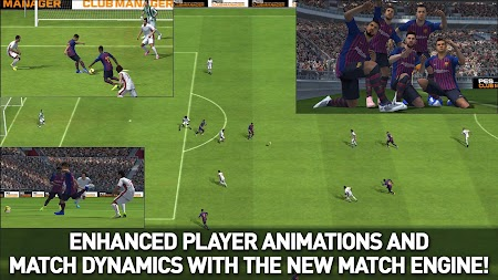 PES CLUB MANAGER APK screenshot thumbnail 4