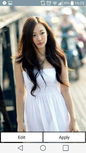 Random Beautiful Girls LWP