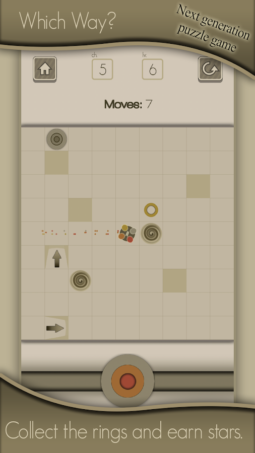 Which Way: Logical Puzzle