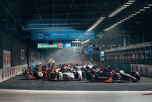 Porsche's Formula E squad again secures hearty points haul in London EPrix