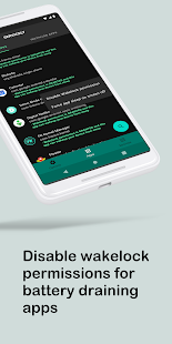 Servicely - disable wakelocks and services Screenshot