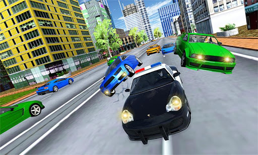 Grand Police Chase: Highway Thief Persuit 1.1 screenshots 1