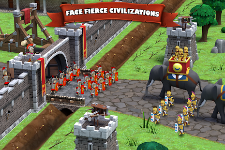 Grow Empire: Rome- screenshot thumbnail