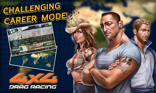 Drag Racing 4×4 App Download For Android and iPhone 4