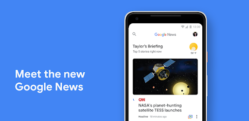 Google News: Top World & Local News Headlines - Apps on Google Play