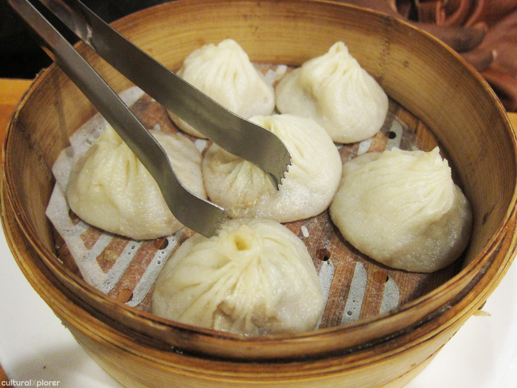 Xiao Long Bao (小籠包) Soup Dumplings Nan Xiang Xiao Long Bao Flushing