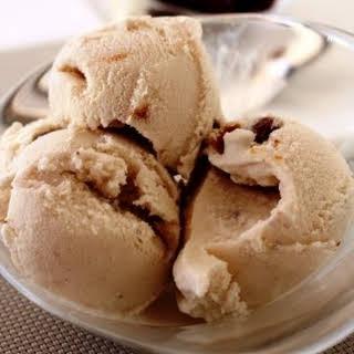 Dried Fruit Chutney Ice Cream.