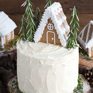 Gingerbread Layer Cake Recipes