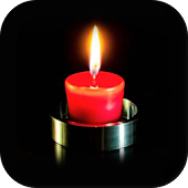 Virtual Candle Live Wallpaper